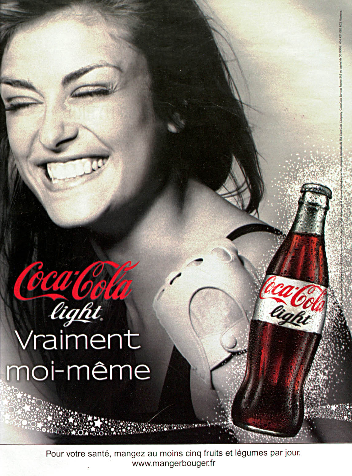 Coca Cola Light - Juillet 2009